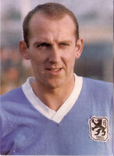 CALCIO Aral Bergmann immagine WM Inghilterra 1966 Peter grande TSV 1860 Monaco