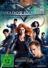 SHADOWHUNTERS - The Mortal Instruments - Season 1 -  DVD Region 2/UK -