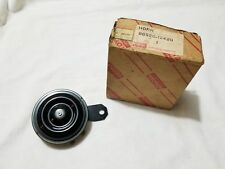 Vtg. Genuine TOYOTA HORN ASSEMBLY # 86520-12420  Corolla Levin 1985/05 - 1987/04