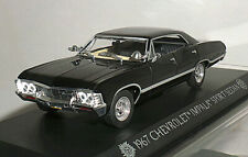 Supernatural 1/43 Chevrolet Impala Sport Sedan 1967 Black