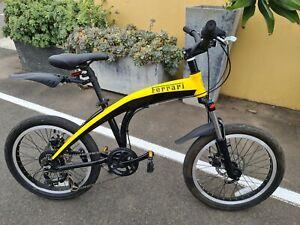 Ferrari Boys Bike (8-12 Years)! Very very Rare in Australia!
