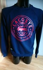 pull lacoste homme Taille XL
