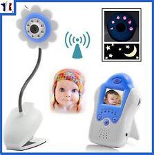 Baby phone-Vidéo surveillance bébé-Compact-Sans fil-Vision Nocturne