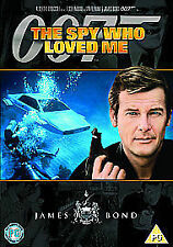 OO7-THE SPY WHO LOVED ME-2 DISC-ULTIMATE EDITION-VERY GOOD CONDITION