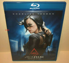 Charlize Theron Aeon Flux Blu-ray Johnny Lee Miller Frances McDormand K Kusama