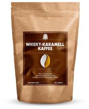 Whisky-Karamell Kaffee, handwerklich geröstet, höchste Qualität