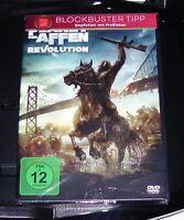 PLANET DER AFFEN REVOLUTION DVD SCHNELLER VERSAND NEU & OVP