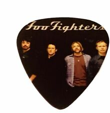 Foo Fighters Guitar Pick concert memorabilia Taylor Hawkins Pat Smear live vtg