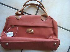 Beauty-Bag, Beauty-Reisetasche, rostbraun, von Stefano