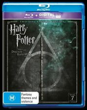 Harry Potter And The Deathly Hallows Part 2 Blu-ray Movie | SPECIAL EDITION | &
