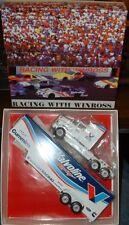 Mark Martin Valvoline Cummins Race Hauler '96 Winross Truck