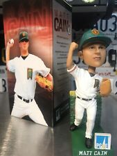 Fresno Grizzlies Matt Cain Bobblehead SGA Only 2,000 Made Brand New See Pics!!