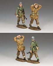 King and Country MARCIA IN PRIGIONIA-Operazione Market Garden MG072 MG72