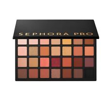 SEPHORA COLLECTION PRO PIGMENT Warm Eyeshadow Palette Limited Edition New in Box