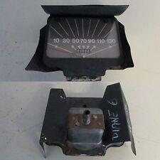 Tachimetro contachilometri vintage Citroen Dyane 1967-1983 17434 20K-2-D-17