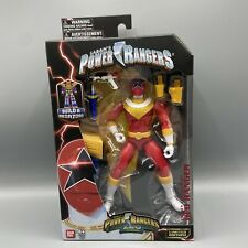 Saban's Power Rangers Zeo Legacy Collection Red Ranger - Brand New