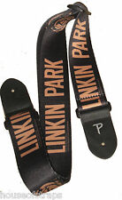 "LINKIN PARK 2.0"" Wide Material Guitar Strap"