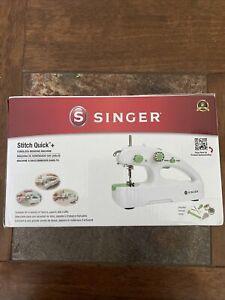 Singer Stitch Quick + Plus Cordless Portable Mending Sewing Machine Brand New