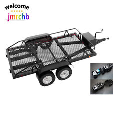 1:10 Heavy Duty Truck and RC Cars Trailer Crawler Truck