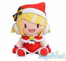 SEGA - Vocaloid Hatsune Miku - Kagamine Rin Christmas 32cm Jumbo Big Plush
