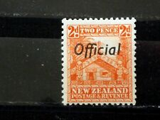 New Zealand 1936 SGO123 2d Orange, wmk Multiple, P14 x 13 1/2, MNH cat £13. (B26