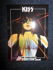 NEW YORK  COMIC CON 2016 EXCLUSIVE DYNAMITE COMIC-KISS ROCK BAND PREVIEW CARDS
