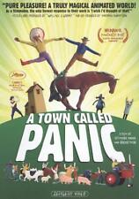 A TOWN CALLED PANIC NEW DVD
