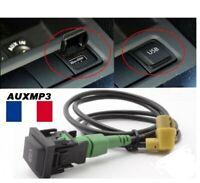 Vw PORT USB DASH PRISE CÂBLE FIL GOLF MK5 MK6 RCD310 RCD510 RCD030
