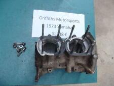 73 yamaha sl338f 338 sl EL? gp? 72? 74? engine cases crankcase crank case D F