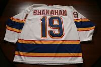 St. Louis Blues True Vintage Brendan Shanahan CCM Maska Jersey NHL Hockey