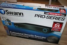 Brand New Swann DVR-3000 8 Channel 1TB HDD CCTV Digital Video Recorder #Ref79