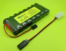 1000mA FUTABA TRANSMITTER Tx BATTERY 6EXA 6EX 6YF 6YG / MADE IN USA / NC1008F-J