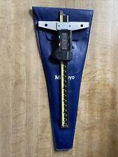 Digital Depth Gauge 0 6 In Mitutoyo 571 211 20