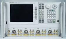 Keysight Agilent N5230C 300kHz - 20Ghz Network Analyzer w/ Opts 10/80/82/245/551