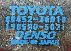 OE 89452-36010 1985005021 8945236010 198500-5021 for LAND CRUISER 1HDFT 1HDT 1HZ