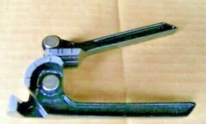 Tube Bender Bend Steel 3, 4 & 6 mm - Brake Fuel Pipe Line Clutch Petrol Diesel