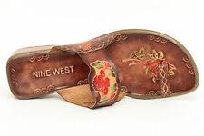 Women's Block Heel Sandals/Beach Shoes in Floral Pattern