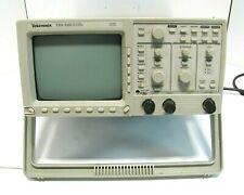 TEKTRONIX TDS320 2 CHANNEL DIGITAL OSCILLOSCOPE 100 MHz 500 MS/s, As IS