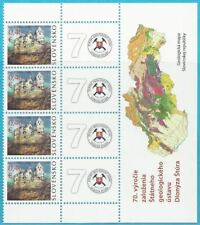 Slowakei aus 2010 ** postfrisch MiNr.642 Zd rechte Bogenseite - Grußmarke!