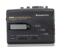 Panasonic RQ-V200 Lecteur Cassette Radio   (Réf#V-548)