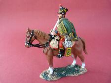 Soldat de plomb King & Country NA353 - Hussard du 7ème régiment en attente (2)