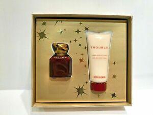 Trouble By Boucheron Gift Set for women with 1.7 Oz EDP Spray+3.3 Oz body cream