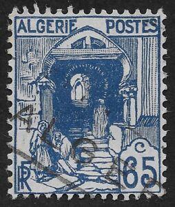 Algeria 1938-1941 Issues of 1926-1936 New Colors 65c (FBox)