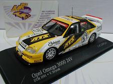 Minichamps 400914437 # Opel Omega A 3000 24V #37 DTM 1991 Volker Strycek 1:43