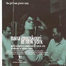 Nana Mouskouri in New York von Mouskouri,Nana | CD | Zustand gut