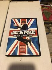 Austin Powers: 3-Film Collection Movie Eco Amaray Case, Widescreen