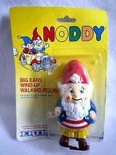 NODDY / BIG EARS WIND UP WALKING FIGURE / ERTL 1990 SEALED