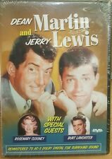 Dean Martin and Jerry Lewis DVD with Rosemary Clooney & Burt Lancaster