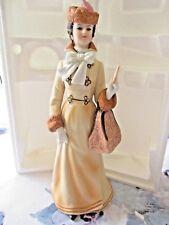 AVON*Mrs. P.F.E. ALBEE  Award 1981*Porcelain Figurine*NEW IN BOX*FULL SIZE*RARE