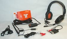 Tritton Trigger for XBOX 360 BLACK Stereo Gaming Wired Headset G00-TRI 47670MA2